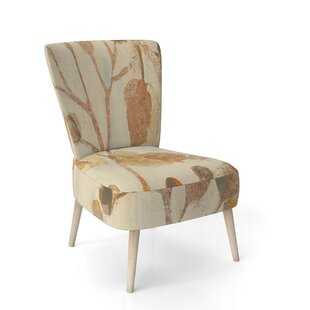 Branches Composition Side Chair