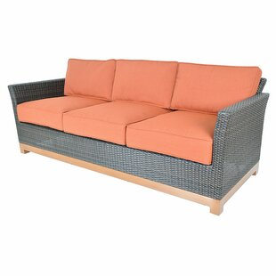 Metropolitan Sofa with Cushions by Hazelwood Home