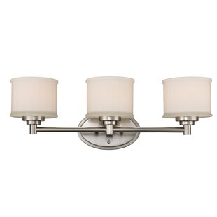 Wedgewood 3-Light Vanity Light By Darby Home Co