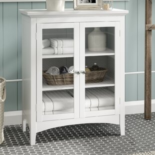 Sumter Freestanding 2 Door Accent Cabinet by Beachcrest Home