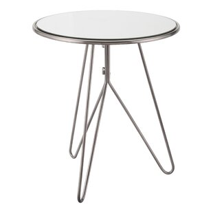 Luci End Table by Williston Forge