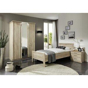 Anpassbares Schlafzimmer-Set Meran, 90 x 200 cm von Wiemann