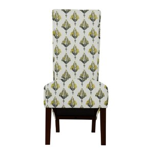 Keyesport Ferns Parsons Chair (Set of 2) by Red Barrel Studio