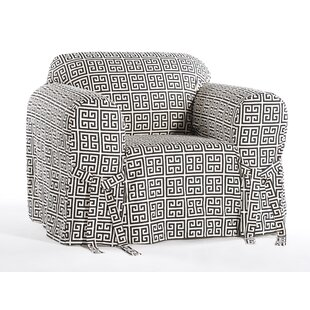 Angel Box Cushion Armchair Slipcover