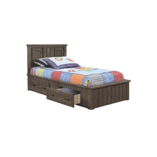 Seger Platform Bed with Drawers