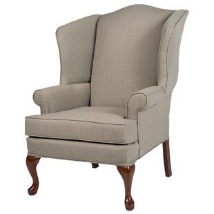 Al Maha Wingback Chair by Canora Grey