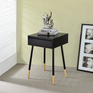 Very Thin End Table | Wayfair