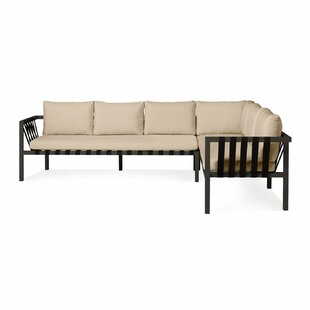 Jibe Outdoor XL Sectional Sofa by Blu Dot