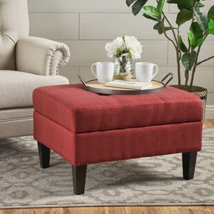Thornsberry Storage Ottoman by Alcott Hill