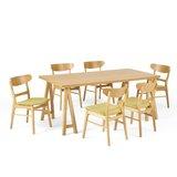 7 - Piece Dining Set by Corrigan Studio®