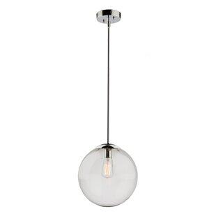 Burgoyne 1-Light Pendant by Brayden Studio