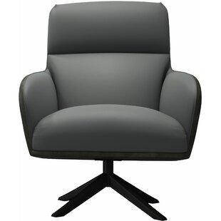 Big Save Christie Swivel Lounge Chair by Modloft Black Reviews (2019) & Buyer's Guide