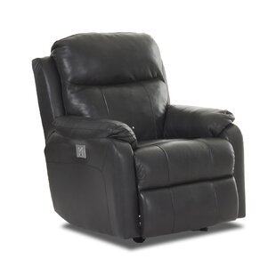 Torrance Recliner with Foam Seat cushion by Red Barrel Studio