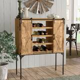 Stangl Bar Cabinet by Gracie Oaks