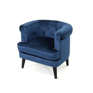 Alyshia Tub Chair By Canora Grey