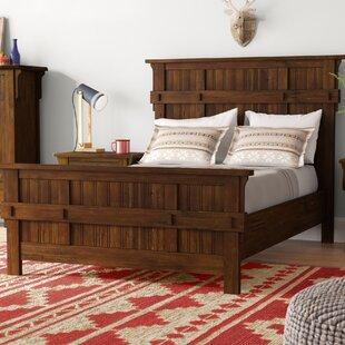 Waynoka Panel Bed