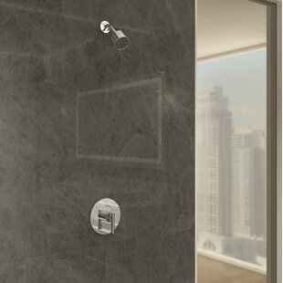 Dia Shower Faucet Trim with Lever Handle