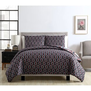 Byer Reversible Duvet Cover Set