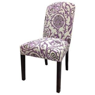 Sole Designs Passion Parson Chair (Set of 2)