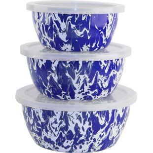 Gadberry 3 Piece Nesting Bowl Set