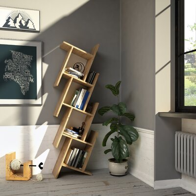 Floating Bookcase Wayfair