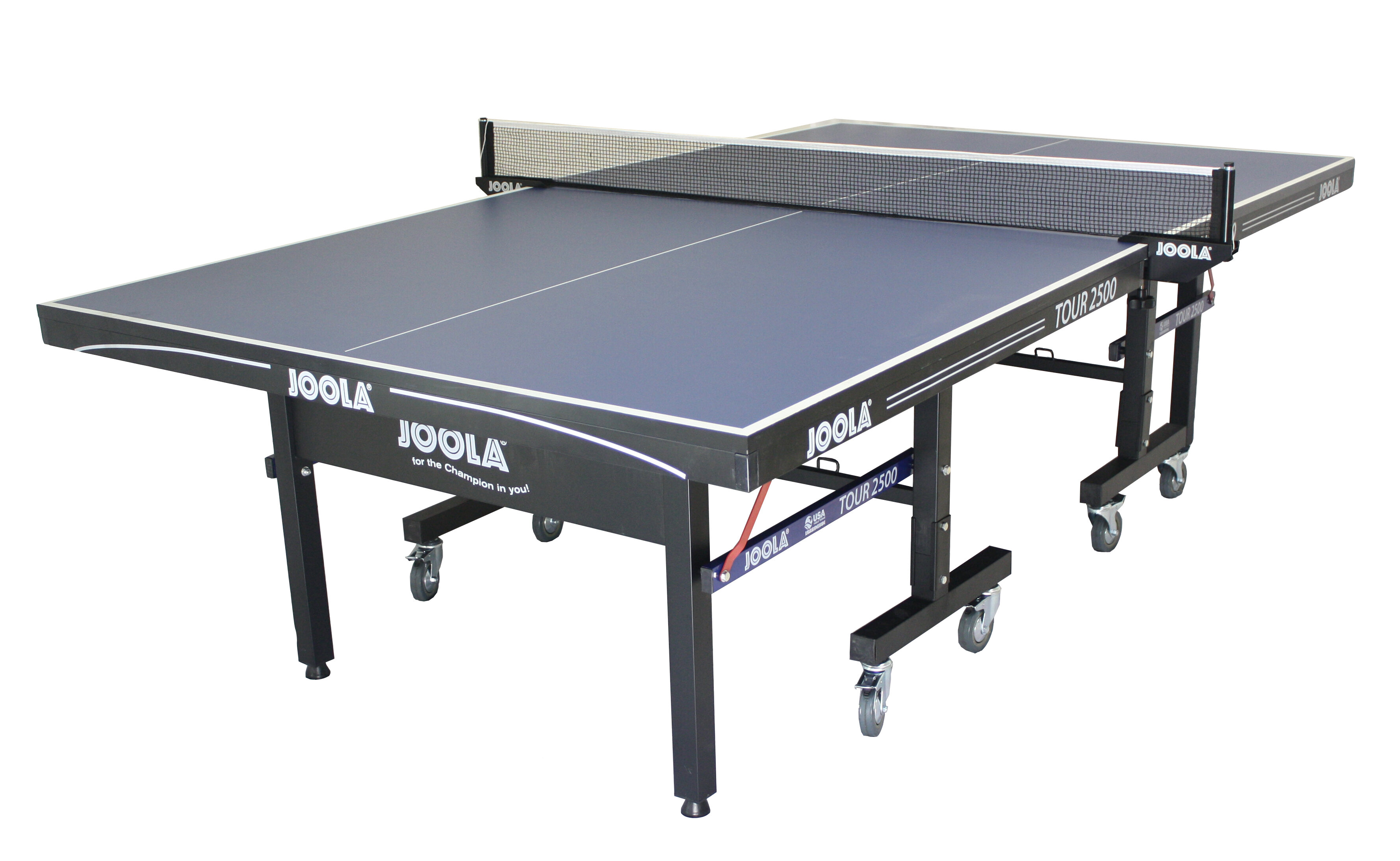 sc 1 st  Wayfair & Joola JOOLA Tour 2500 Table Tennis Table and Net Set | Wayfair