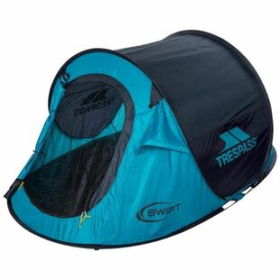 Pop Up 2 Person Tent With Carry Bag By Trespass