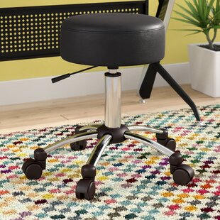 Shari Height Adjustable Medical Ergonomic Stool by Symple Stuff