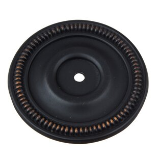 Round Cabinet Backplate (Set of 10)
