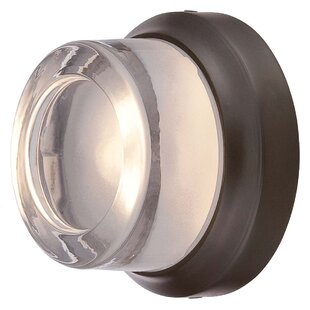 Purchase Zeno LED Outdoor Sconce By Breakwater Bay