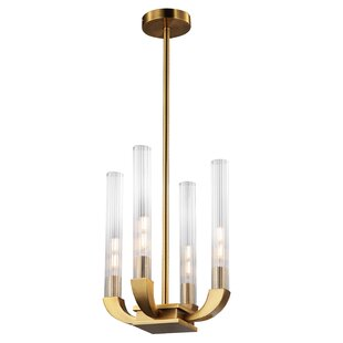 Everly Quinn Kellner 4-Light S..