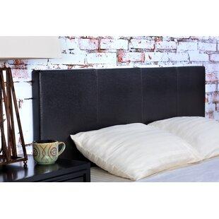 Affordable Price Temara Upholstered Panel Headboard by Hokku Designs