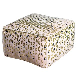Cheap Price Redflower Pouffe