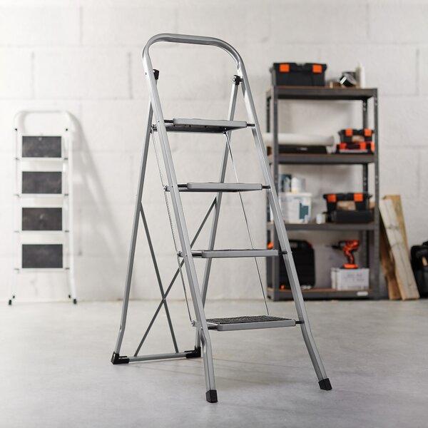 Marvelous Closet Step Ladder Wayfair Ncnpc Chair Design For Home Ncnpcorg