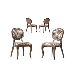 Manhattan Loft Nila Side Chair (Set of 2) Rossetti Design Studio