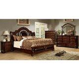Iowa Flandreau Queen 4 Piece Bedroom Set by Astoria Grand