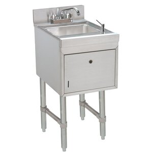 Free Standing Handwash Utility Sink