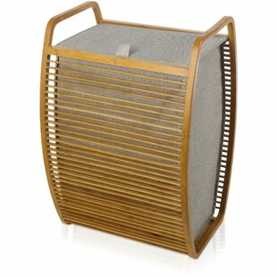 Union Rustic Bamboo Laundr..
