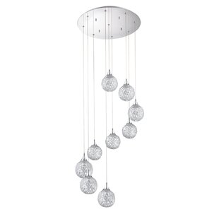Solaro 9-Light Pendant by ..