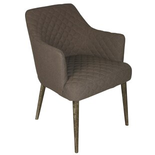 Altizer Stitched Armchair Ivy Bronx