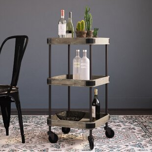 Darter Serving Cart By Borough Wharf