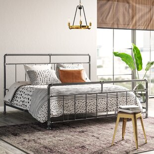 Carmelia Panel Bed by Williston Forge #1