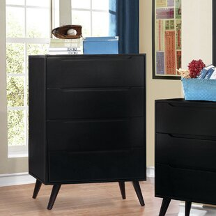 Ricardo 4 Drawer Chest