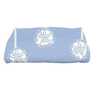 Ashwin Sanddollar Ornaments Bath Towel