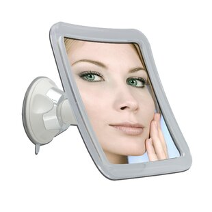 Zadro Z'Swivel 10X Magnification Wall Mount Mirror