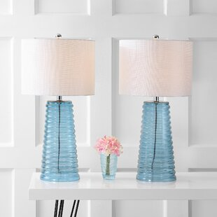 Bellaire 28 Table Lamp with Drum Shade (Set of 2)