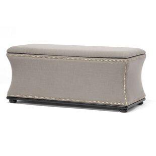 Darby Home Co Madeleine Storage Bench