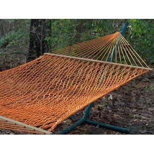 Twin Oaks Hammocks Olefin Rope Tree Hammock