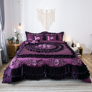 Manervia Comforter Set by House of Hampton