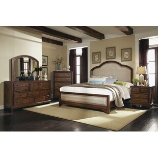 Lando Panel Configurable Bedroom Set